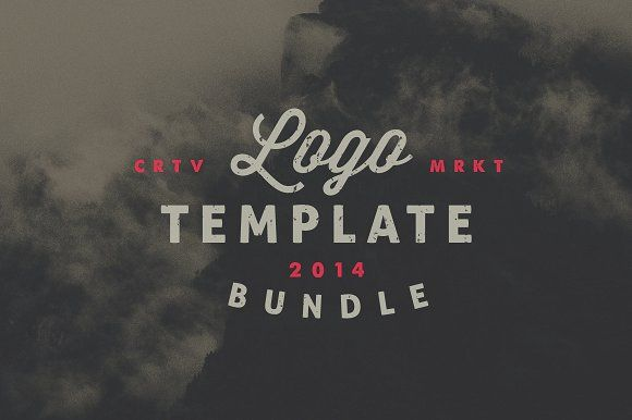 Logo Template Bundle by TomAnders on @creativemarket
