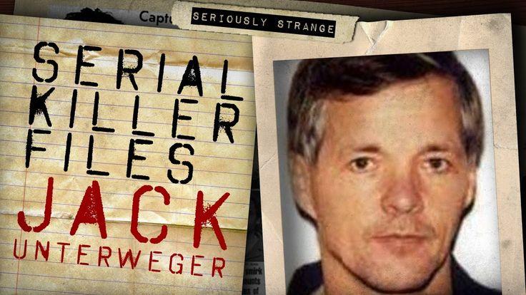 The Vienna Strangler - Jack Unterweger | SERIAL KILLER FILES #33