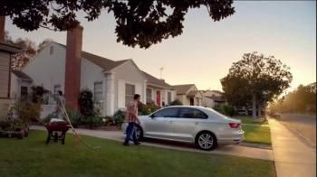 Fulfill your desire for a high-quality sedan with the Volkswagen Jetta. After all, there comes a time in everyone's life when they want more than ordinary. - iSpot.tv
