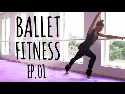 Faça em casa a aula de ballet fitness e fique com o corpo durinho ...