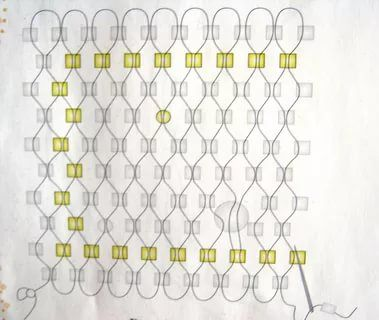 бисероплетение ажурное плетение колье: 19 тыс изображений найдено в Яндекс.Картинках