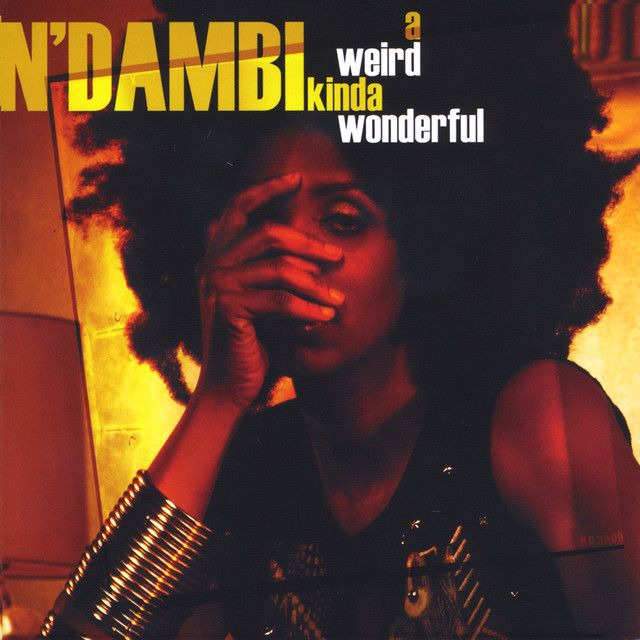 Contemporary R&B singer N'Dambi was born in Dallas, taking up the piano as a child; she first emerged as a backing vocalist for Erykah Badu, later contributing to her 1997 breakthrough album Baduizm.