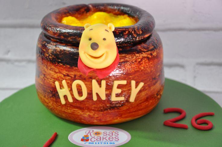 Tarro de miel de Winie the Pooh