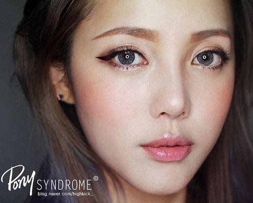 Hasil carian imej untuk pony makeup