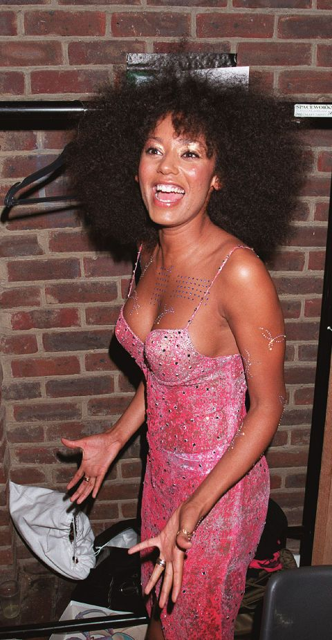 32 best images about Scary Spice Fancy Dress on Pinterest ...Scary Spice Makeup