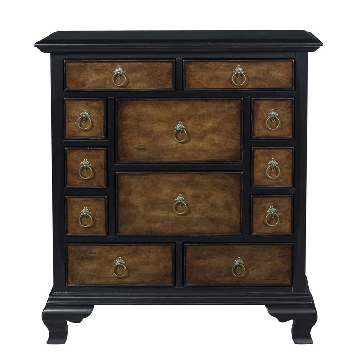 Highway To Home Lafayette 12 Drawer Accent Chest