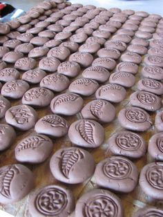 seed bombs using air dry clay - Google Search