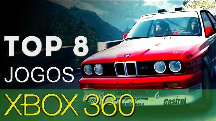 Jogos de Xbox 360: Top 8 Jogos Xbox 360 de corrida #01