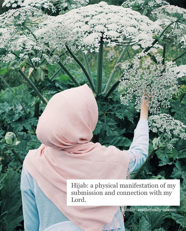 Ladies, fill in the blank.  Wearing hijab makes me feel_____.