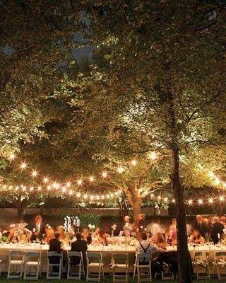 Outdoor wedding lights keywords #outdoorweddings #weddinglighting #jevel #jevelweddingplanning Follow Us: www.jevelweddingplanning.com www.facebook.com/jevelweddingplanning/ www.twitter.com/jevelwedding/ www.pinterest.com/jevelwedding/