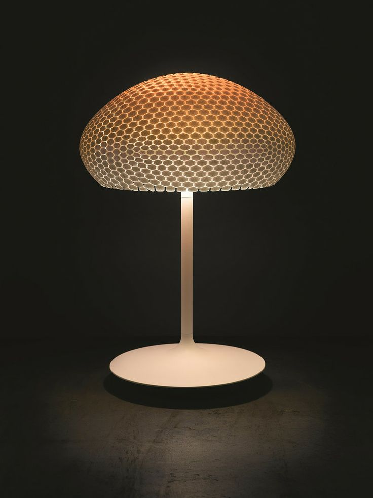 Set up these amazing designing 3d lamps in your room which are wifi connected.