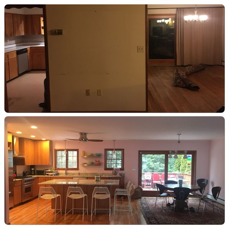 White Kitchen Remodels Before And After: 25+ Best Ideas About Split Level Kitchen On Pinterest