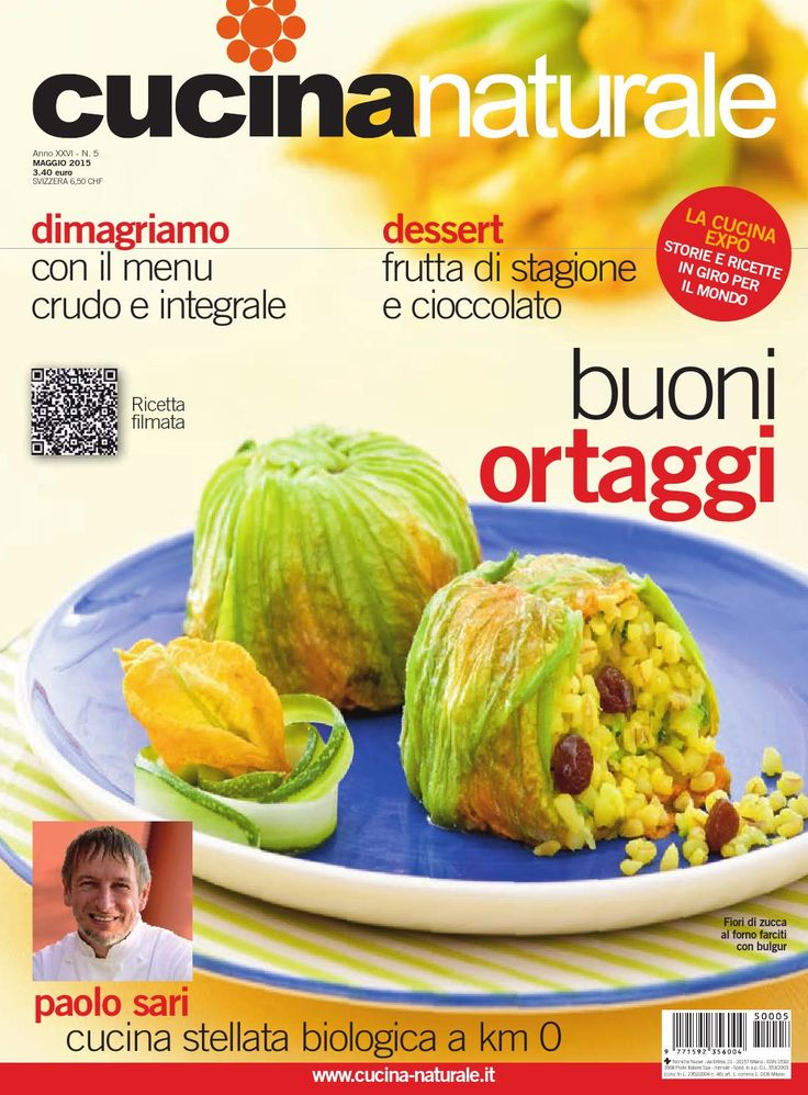 Cucina naturale 05 2015 by m@r