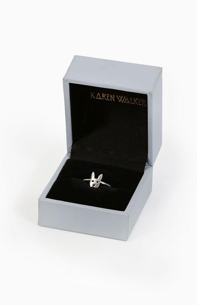 Karen Walker Rabbit Ring