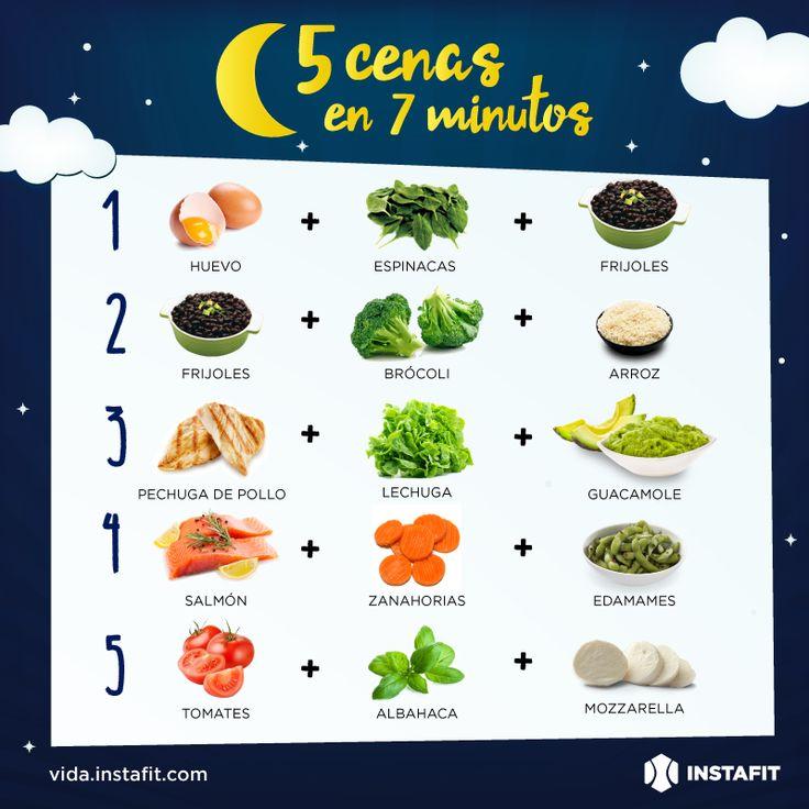 Si no sabes qué cocinar ¡Estas son recetas saludables que te dejarán impactado! Come sano y delicioso