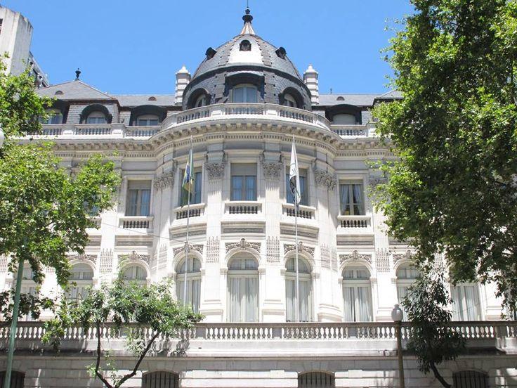 R- Embajada de Brasil en Buenos Aires Argentina-