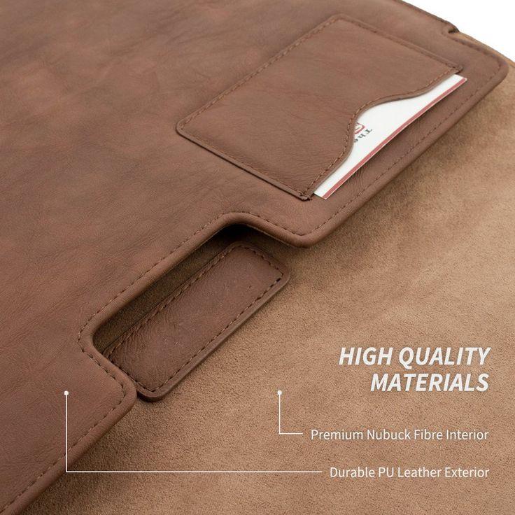 11 12'' Genuine Leather Case Sleeve Bag GUARANTEE Laptop for Apple MacBook Air   eBay