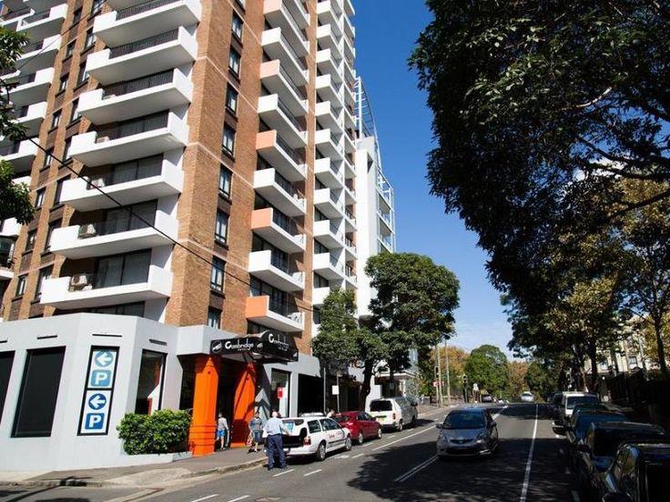 Cambridge Hotel Sydney Sydney, Ausztrália - a legolcsóbban | Agoda.com