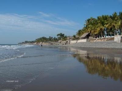 Playa Los Cocos-Nayarit Mexico  (Los Cocos Beach in Nayarit Mexico)