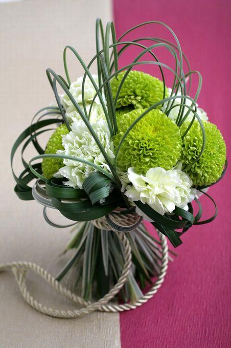 pom bouquet 和装ブーケ