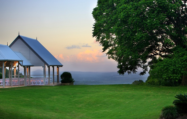 Maleny Manor Ceremony Pavilion voted Best in Australia ABIA - Love this venue!  http://www.celebratewithfiona.com