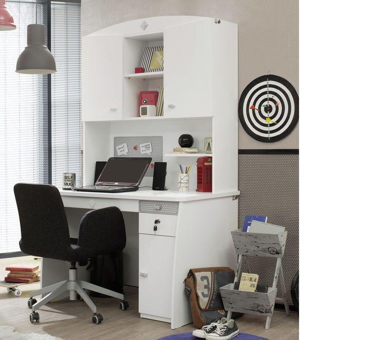 ber ideen zu gro er schreibtisch auf pinterest. Black Bedroom Furniture Sets. Home Design Ideas