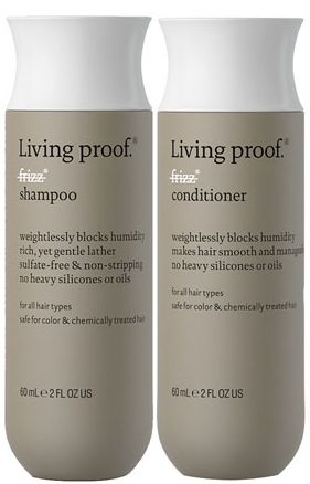 Living Proof No Frizz Shampoo and Conditioner | Allure's 2011 Best Shampoo and Conditioner for Frizzy and/or Curly Hair.