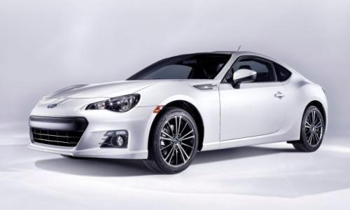 Subaru BRZ sooo sexy!