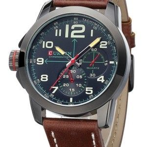 Top quality high class band, quartz movement, Buy-it-now and have delivered to your door with Free Shipping. Sale price is valid for a limited time only. From 109 USD to 29 USD !!! Only on menswatchbox.com