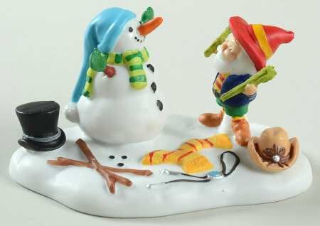 Best Dressed Snowman