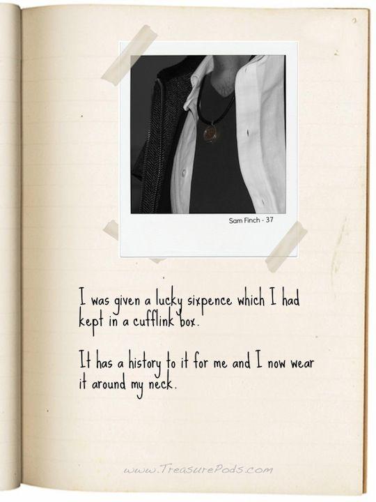 My #LocketStory - Sam Finch, 37