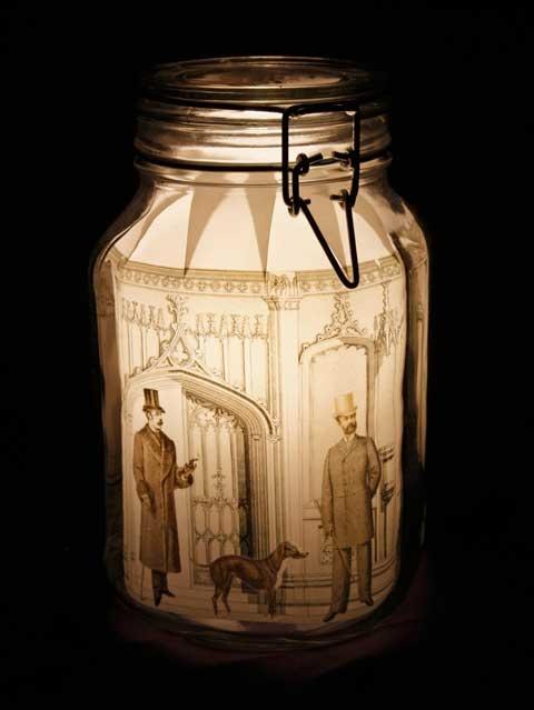 Luz en conserva