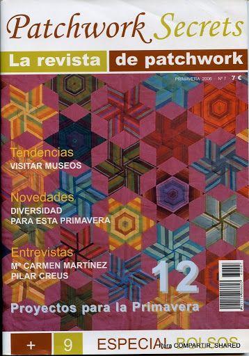 patchwork secrets n7 completa - Majalbarraque M. - Picasa Webalbumok