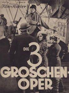 The Threepenny Opera - 1931
