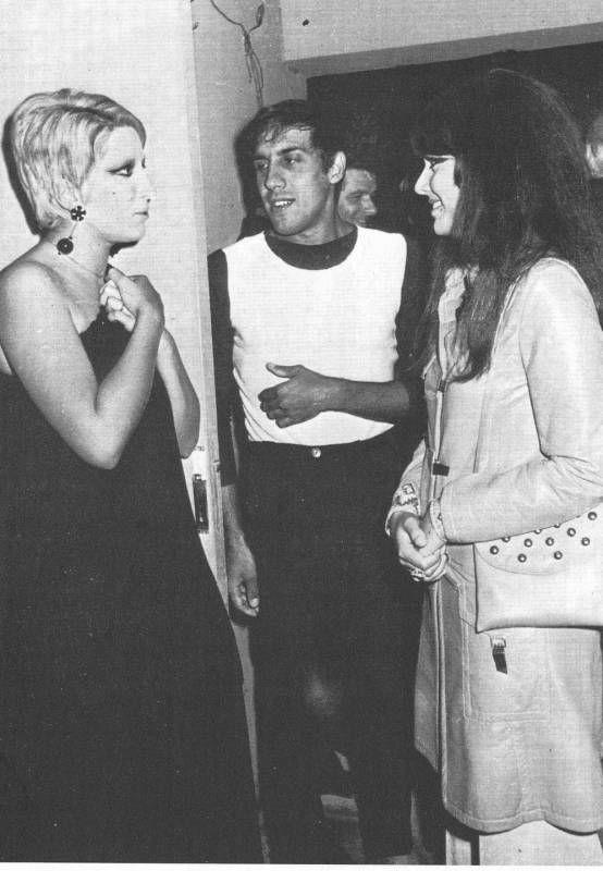 Mina, Celentano & Claudia Mori -
