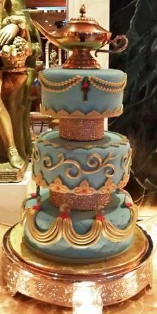- Arabian Nights Sweet 16!