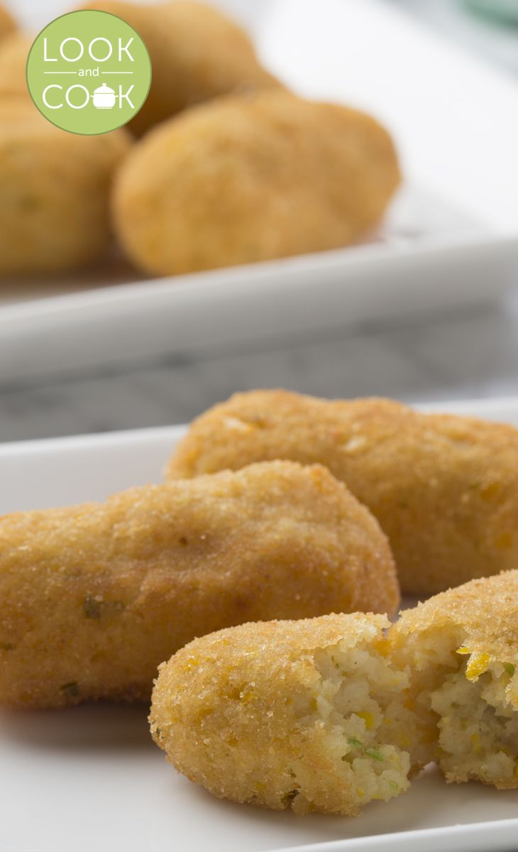 How to make fusion croquette