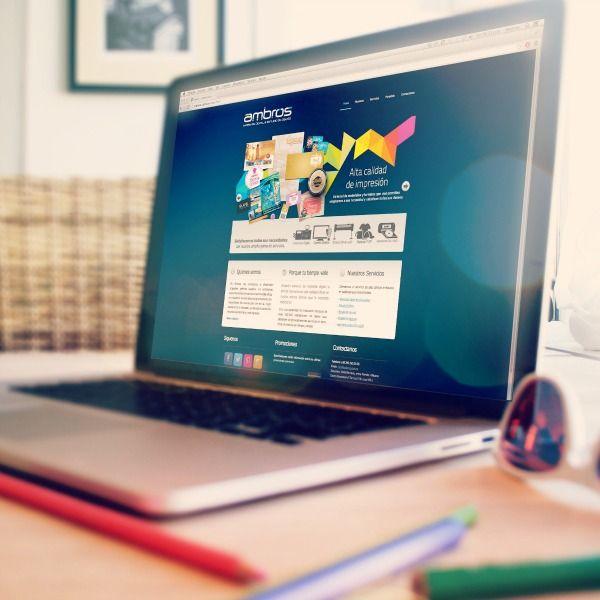Estamos estrenando página web! Visitamos en www.Ambros.com.ve y descubre todo lo que tenemos para ti #imprentadigital #diseño