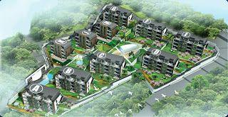 مشروع Miathermal في يالوفا الحرارية آخذ في الارتفاع. « العقاري في تركيا