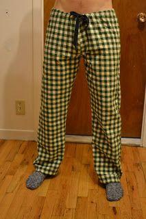 Un pyjama pour homme ! Patron facile ! by Perrin Pimpim