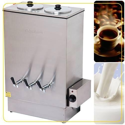 Que tal um cafezinho ou chocolate quente? Cafeteira Profissional: Ideal para atender a alta demanda. http://www.distribuidoraprimavera.com.br/