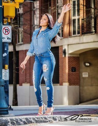 ISSUU - PZI Jeans LookBook by Edwin