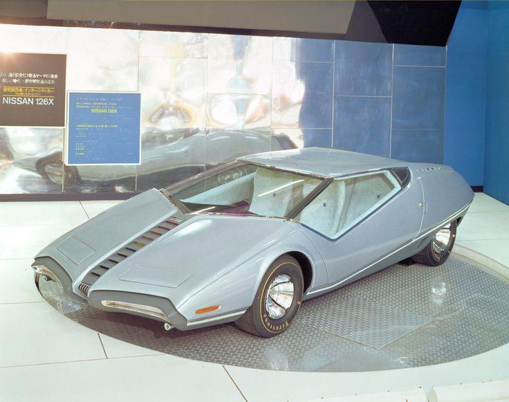 Nissan 126 X Concept - 1970