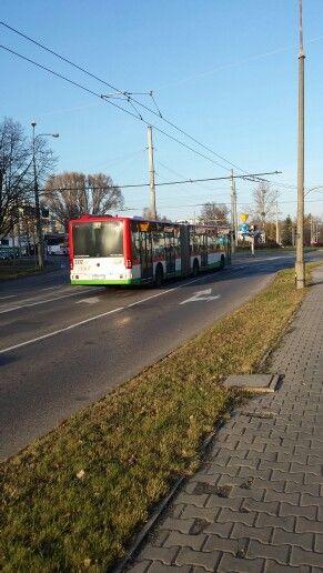 Lublin. Zana Street