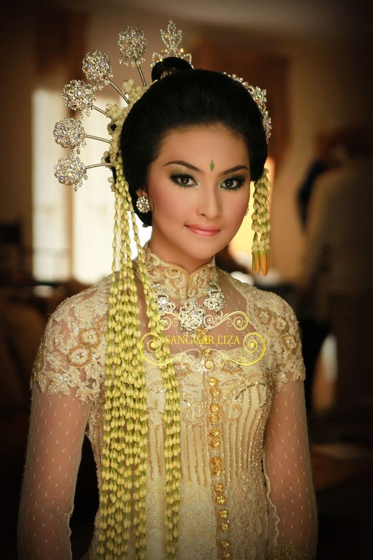 Beautifully #Wedding Style from Traditional Garut Sunda, West Java - Indonesia.