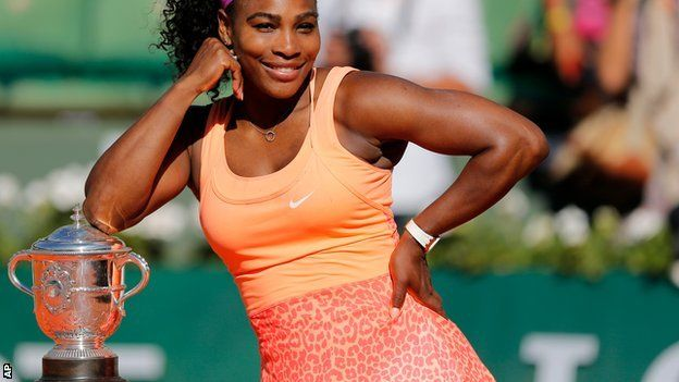 Serena Williams won a dramatic French Open final against Czech 13th seed Lucie Safarova to claim her 20th Grand Slam title. The American, ranked number one, needed two hours and one minute to win 6-3 6-7 (2-7) 6-2 at Roland Garros.