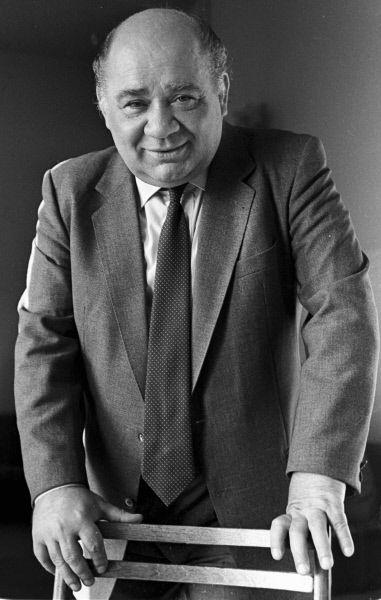 Евгений Леонов.