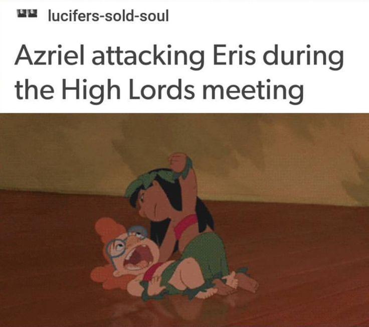 Shit got real, BRB Azriel and Eris ACOWAR ACOMAF ACOTAR SARAH J MAAS AHAHAHA AND IT WORKS CAUSE RED HEAD AND AHHH AND BLACK HAIR BEAT UP RED AHHH AZRIELLL