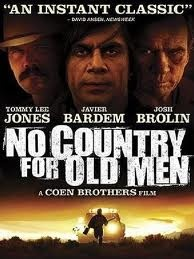 Javier Bardem is arguably the scariest hitman in movie history. Relentless, resourceful, clever. The plot about drug money is incidental to this hymn to a vanished American West; where the good guys used to win and small towns were safe at night...