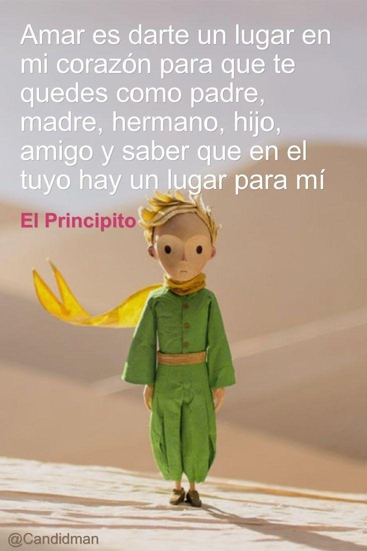 28 Frases De El Principito El Mejor Libro Para Niños Gr En Taringa The Little Prince Inspirational Words Inspirational Quotes